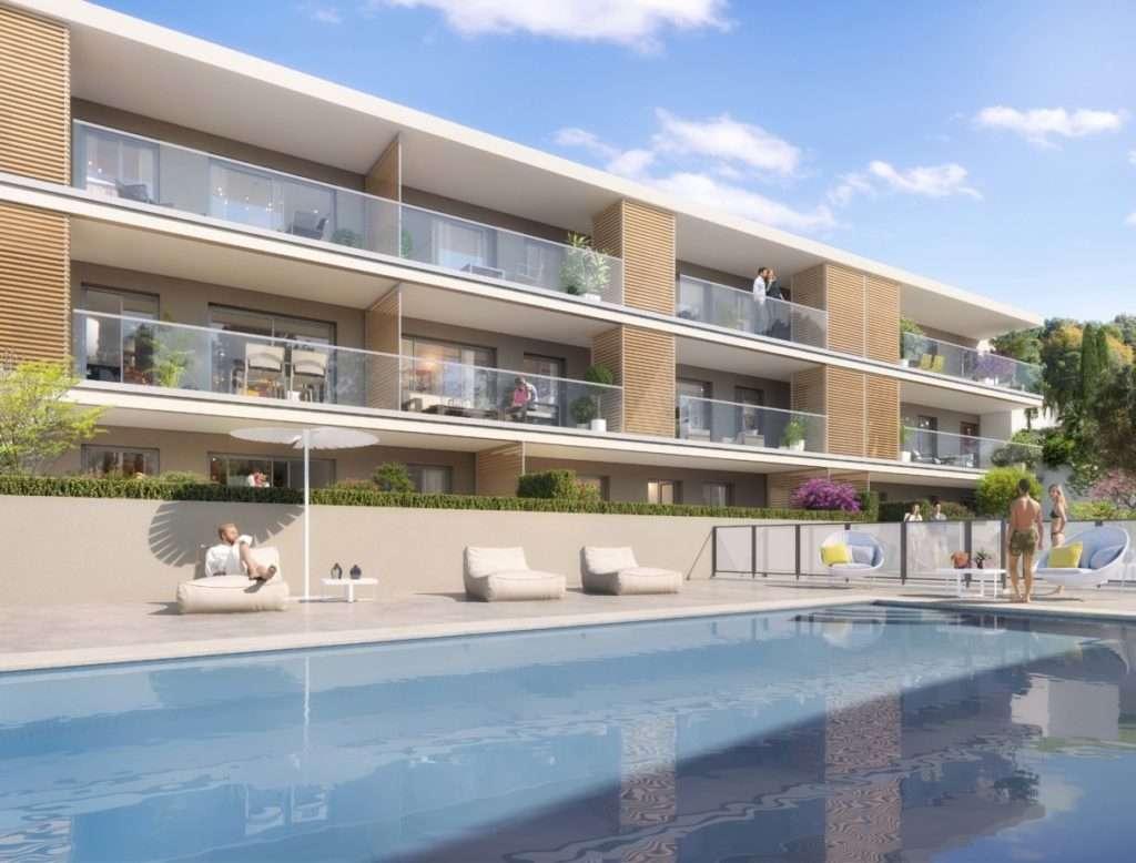 BET SALADINO - Alta Bella facade exterieure - Nice
